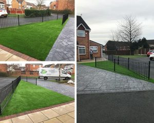 artificial grass wigan