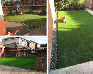 artificial grass preston, wigan